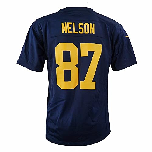 info for 6d975 cce74 Jordy Nelson Jersey: Amazon.com