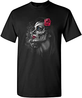 Best day of the dead girl shirt Reviews