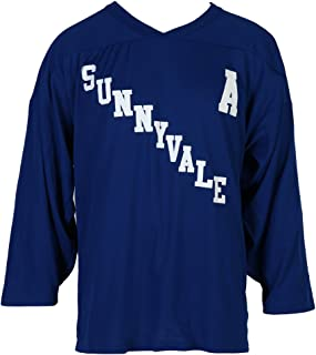 sunnyvale hockey jersey bubbles