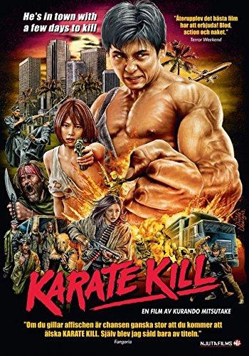 Karate Kill (2016 (DVD Region 2) Asami, Hayate, Kirk Geiger