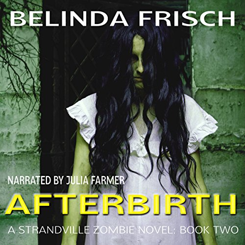 Afterbirth audiobook cover art