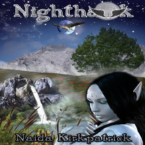 Nighthawk audiobook cover art
