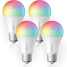 Sengled Smart Light Bulb, E26 LED Color Changing Light Bulb Works with Alexa, Google Assistant and IFTTT, Dimmable RGB Mul...