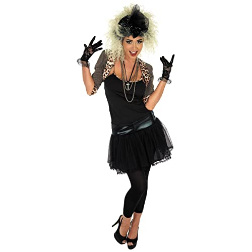 1045a31346 Adult 80'S Pop Star Costume - Medium