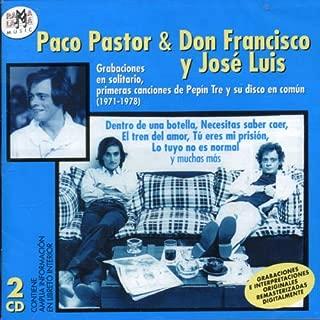 Grabaciones En Solitario Primeras Canciones De Pepin Tre 1971-1978