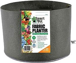 Smart Pots 45-Gallon Smart Pot Soft-Sided Container, Black