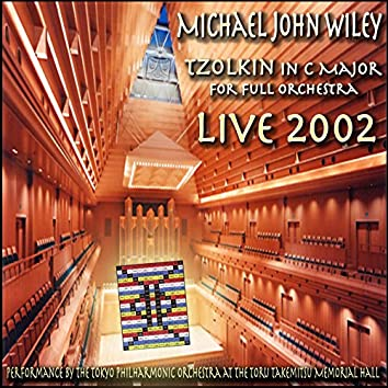 Tzolkin in C Major - Live 2002 (feat. the Tokyo Philharmonic Orchestra)