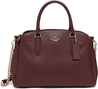 Coach Sage Carryall In Crossgrain Leather F28976