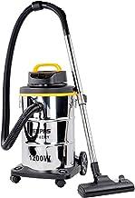 Geepas 1200W 2-in-1 Blow and Wet & Dry Vacuum Cleaner | Powerful Copper Motor | 23L Capacity | Stainless Steel Drum Tank |...
