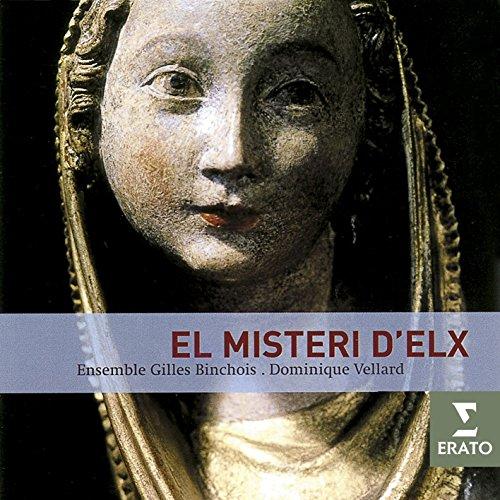 El Misteri d'Elx, Mystery Play for the Feast of the Assumption, Pt. 1: La Véspra, 3. 'Angel plaent e illuminos' (Mary)
