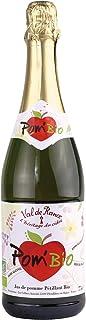 ヴァルドランス ポムビオ ノンアルコールシードル オーガニックりんごのスパークリング(フランス・ブルターニュ産) [ ノンアルコール 750ml ]