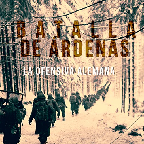 Batalla de Árdenas audiobook cover art