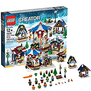 LEGO Creator 10235 - Winterlicher Markt (B00F9R37JK) | Amazon price tracker / tracking, Amazon price history charts, Amazon price watches, Amazon price drop alerts