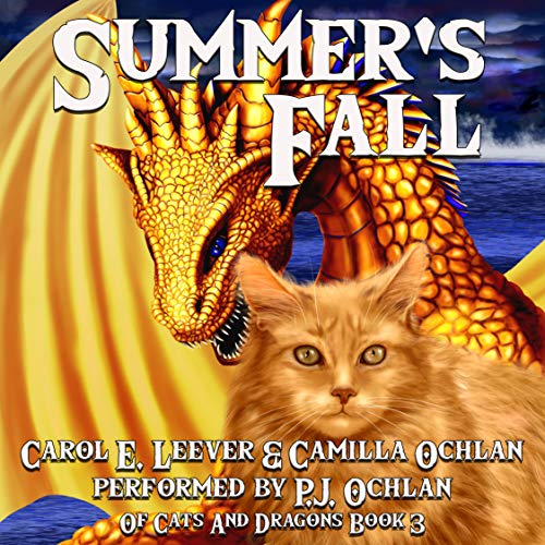 Summer's Fall - The Quest for the Autumn King, Part 1 audiobook cover art
