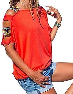 Energy Women Premium Tees Cozy Pure Color Plus-size Top T-shirt Blouse