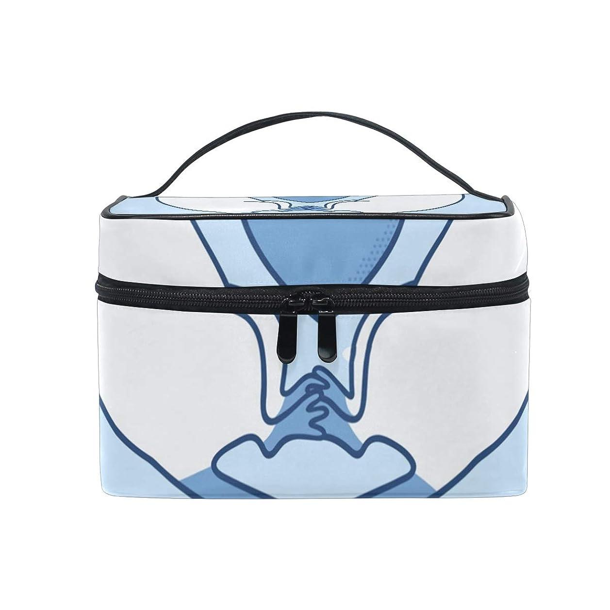 平らな制裁理解するメイクボックス ラットは心を愛する柄 化粧ポーチ 化粧品 化粧道具 小物入れ メイクブラシバッグ 大容量 旅行用 収納ケース
