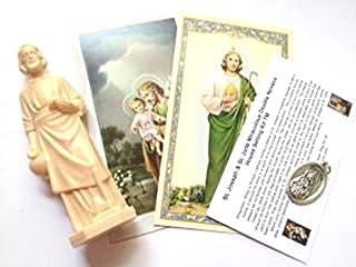 JMJ Products, LLC St. Jude St. Joseph Statue House Selling Kit