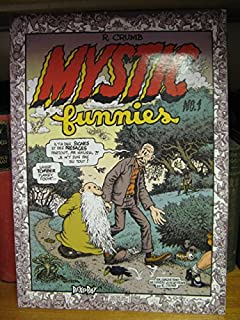 Mystic funnies, tome 1