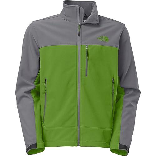 b8797f03e Men's Green Fleece North Face Jacket: Amazon.com