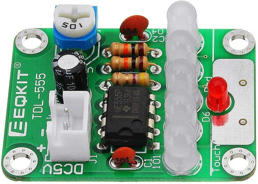 Yadianna DC 5V Touch Delay Light Board LED Ligh Electronic Online limited product Direct store