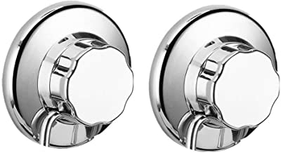 SANNO Suction Cups Replacement for Shower Caddy Sope Dish Hooks- Set of 2 Suction Cups