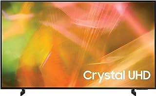 Samsung 50 Inches AU8100 Crystal UHD 4K Flat Smart TV (2021), Black, UA50AU8100UXZN