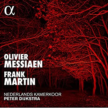Messiaen, Martin, Villette & de Leeuw