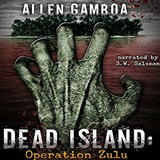 Dead Island: Operation Zulu audiobook cover art