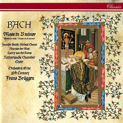 Frans Brüggen, Jennifer Smith, Michael Chance, Nico van der Meel, Harry van der Kamp, Netherlands Chamber Choir & Orchestra Of The 18th Century