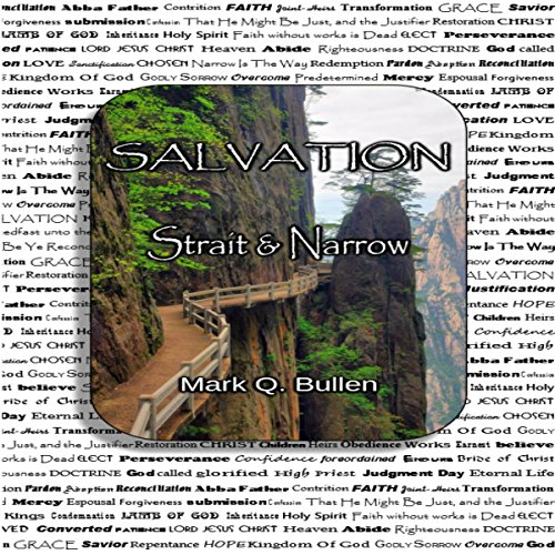 Salvation: Strait & Narrow audiobook cover art