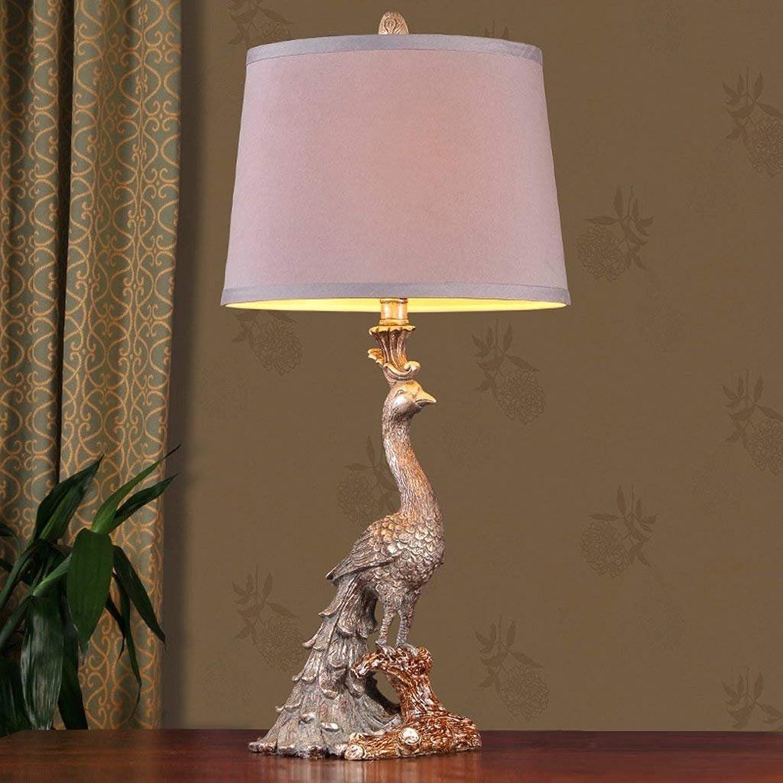 CN Europäischen Kristall Tischlampe Schlafzimmer Nachttischlampe Wohnzimmer Einfache Moderne Kreative Dekoration Luxus Tischlampe B07JMSDSDW | Lebendige Form