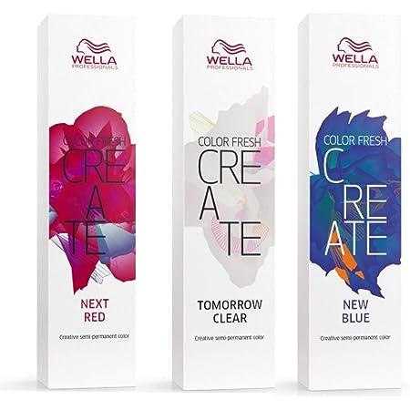 Wella Color Fresh Create 9819/8 - Tinte de coloración, 60 ml