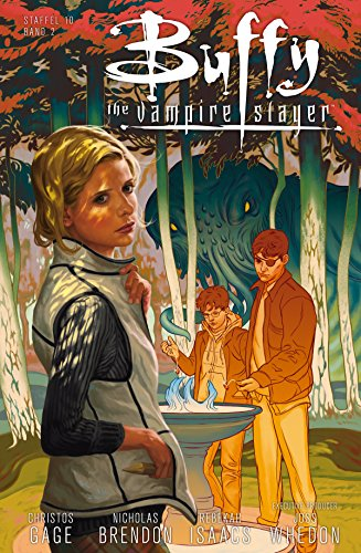 Buffy the Vampire Slayer, Staffel 10, Band 2 - Wünsche (Buffy the Vampire Slayer - Staffel 10) (German Edition)