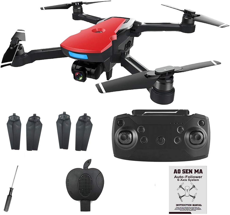 RENYAYA Drohne mit Kamera 1080P Weitwinkel 5G WiFi FPV GPS-Positionierung Follow me Hhenlage RC Quadcopter Dron RTF Kinder