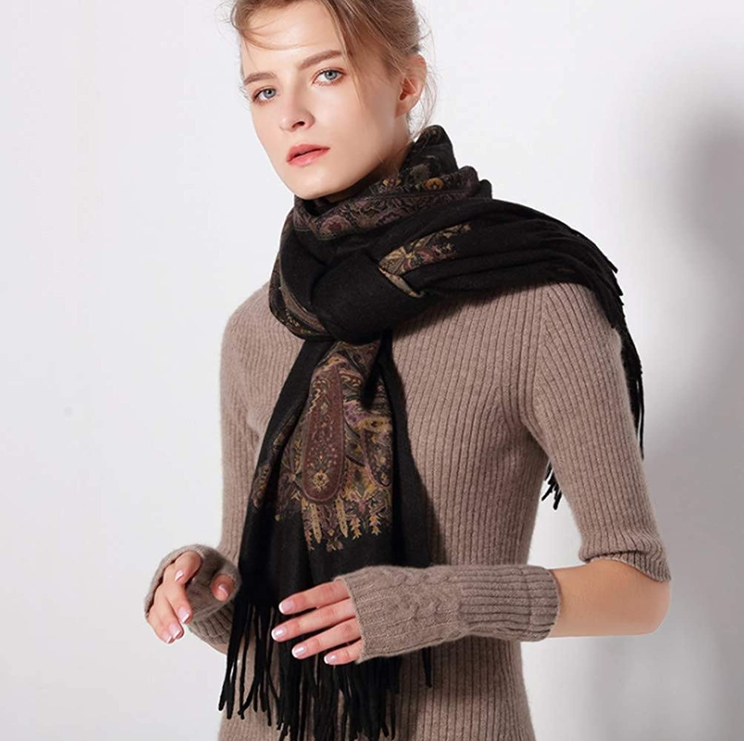 Cashmere Pashmina Shawl and Ladies Scarf