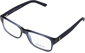 Polo Men's PH2117 Eyeglasses Navy Blue 54mm