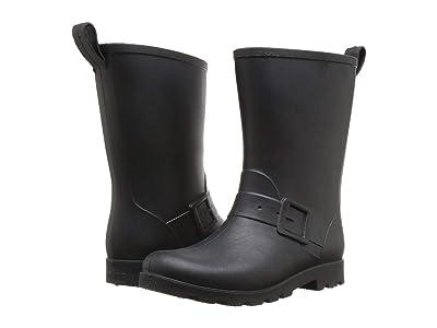 Native Kids Shoes Barnett (Little Kid) (Jiffy Black/Jiffy Black) Kids Shoes