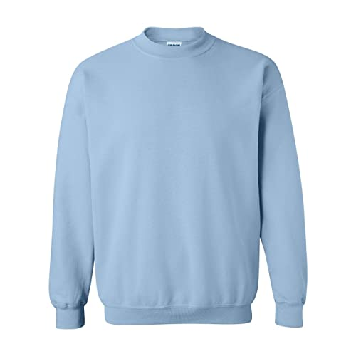 60bd132ecc47 Gildan Men s Fleece Crewneck Sweatshirt