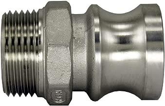 Best cam lock hose fittings stainless steel Reviews