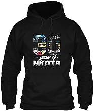 DMNTeestore 30 Years of NKOTB New-Kids Anniversary Customized#HDB Hoodie, t-Shirt for Men, Women Black