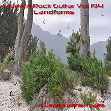 Moden Rock Guitar Vol. 194 'Landforms'