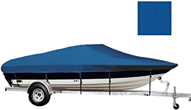 TLSBU 6.25 oz SEMI-Custom Boat Cover for BAYLINER 22 Capri CL I/O 1993-1993