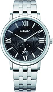 CITIZEN Mens Quartz Watch, Analog Display and Stainless Steel Strap - BE9170-72E