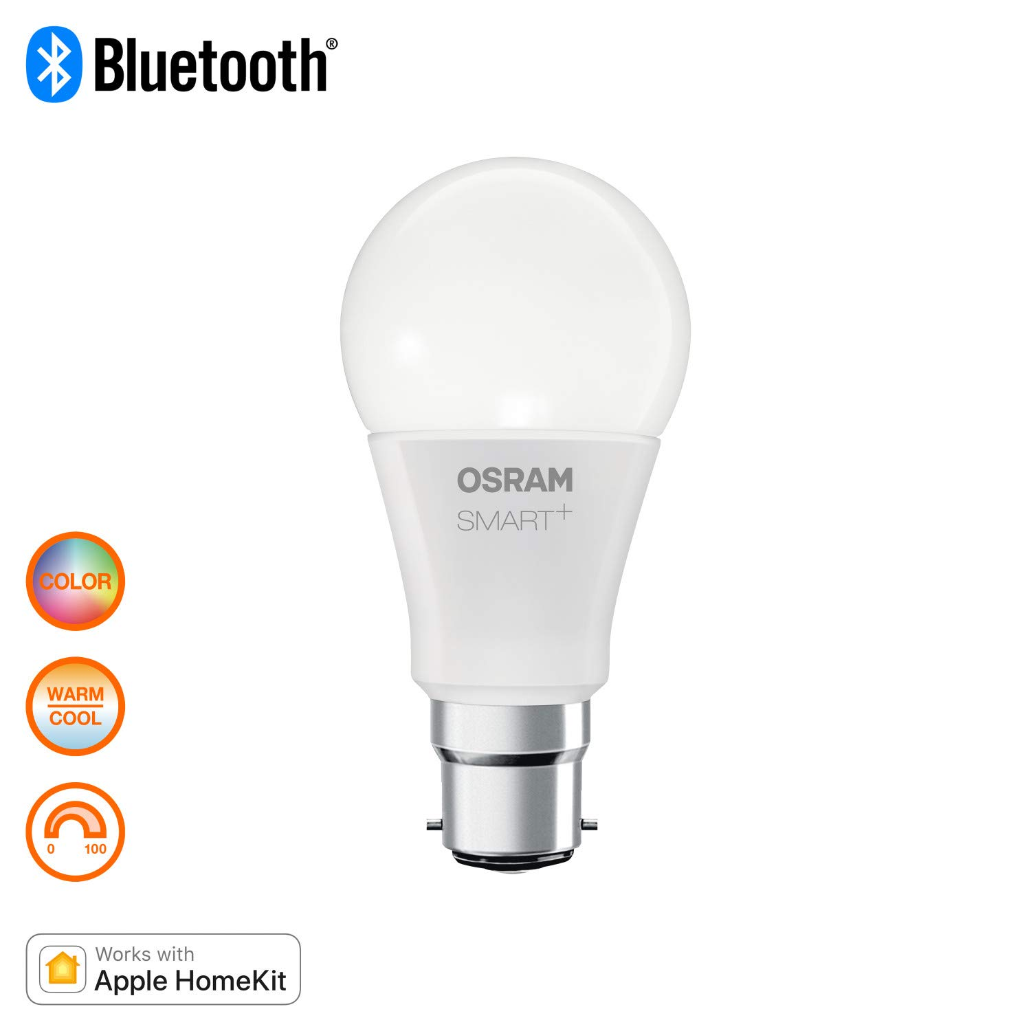 Osram Smart+ Apple Home Kit 10W White