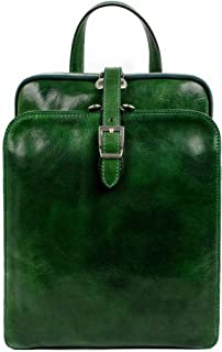 Time Resistance Mens Clarissa Backpack - Green
