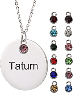 Best stephen name necklace Reviews