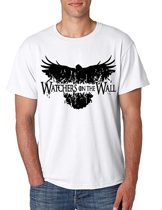 Allntrends Men's T Shirt Watchers on The Wall Night Watch Shirt