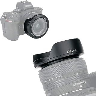 JJC Osłona obiektywu do aparatu Nikon Z5 Z50 Z6 II Z7 Z7 II + NiKKOR Z 24-50 mm f/4-6,3 soczewki, zastępuje Nikon HB-98