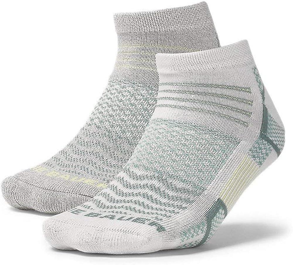 Eddie Bauer Women's Active Pro CoolMax Low Socks - 2-Pack