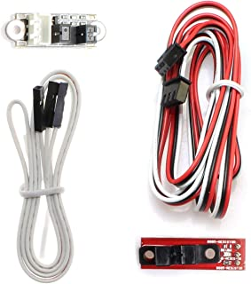 ToToT 2pcs Optical Endstop Light Control Optical Switch RAMPS 1.4 Limit Switch for 3D Printer